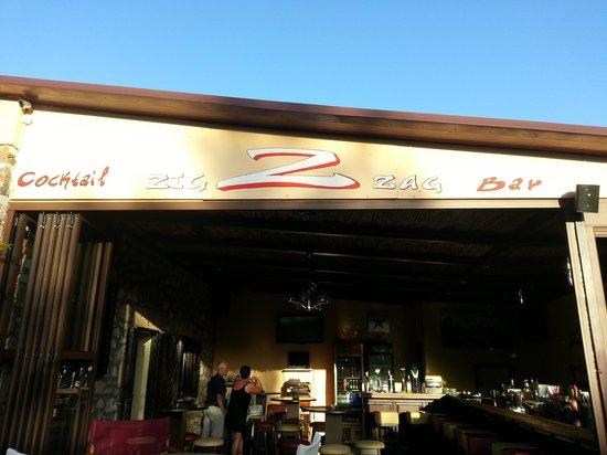 zig zag bar - Picture of Zig Zag Bar Pefkos, Pefkos - TripAdvisor