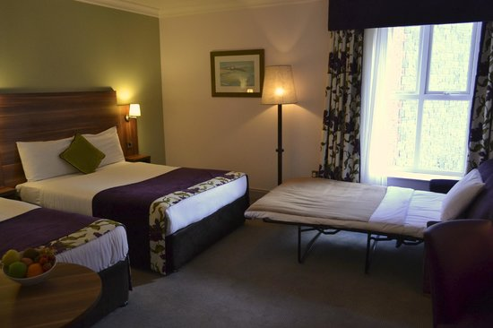Maldron Hotel Galway : Family Room