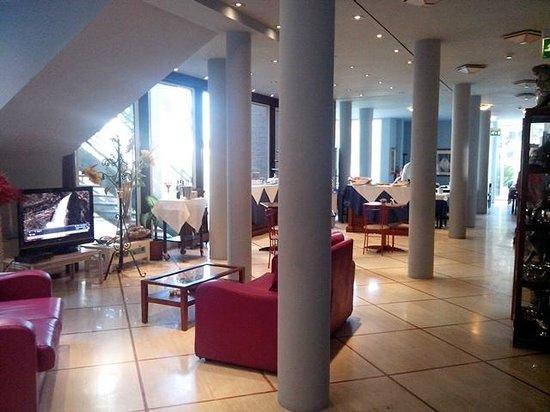 Hotel Marini : Hall