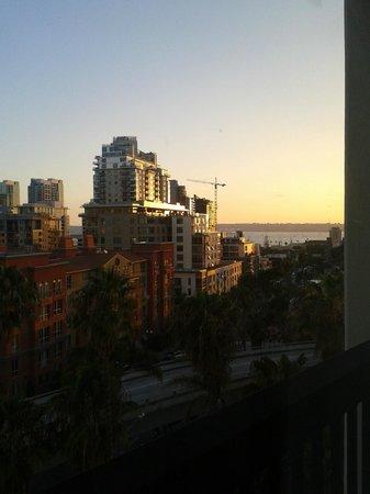 Four Points by Sheraton San Diego Downtown: Vista desde la habitación