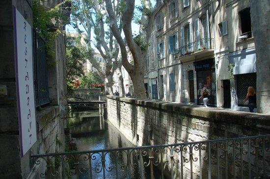 Rue des Teinturiers : Il canale
