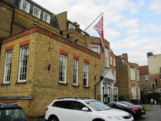 Richmond Hill Hotel: Richmond hill from outside