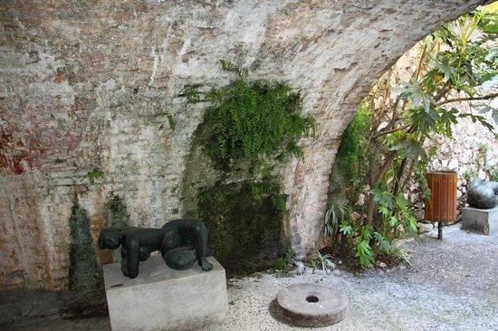 Les Musees de La Citadelle: Garden