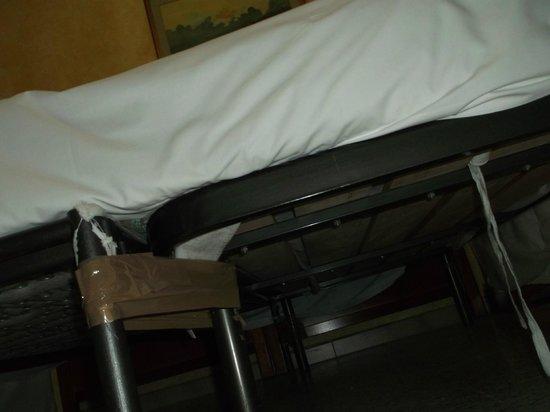 Hotel Cortese : Doppelbett