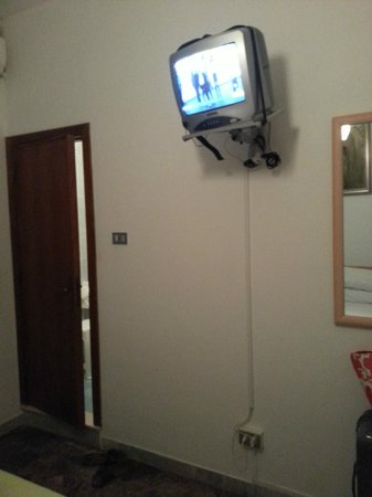 Hotel Lido: tv