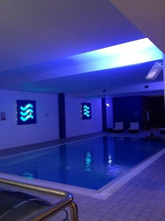 Radisson Blu Hotel London Stansted Airport: pool