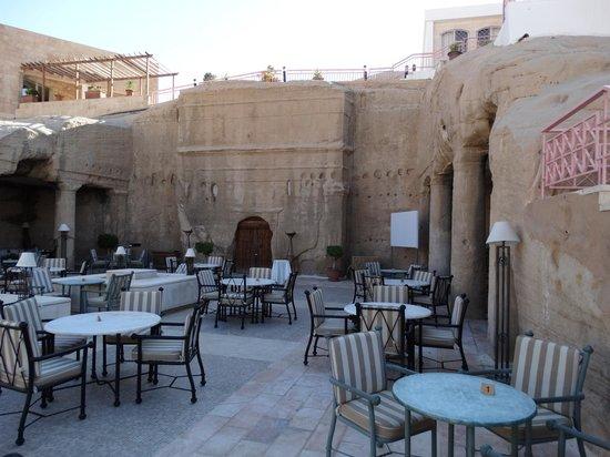 Crowne Plaza Resort Petra : Le bar