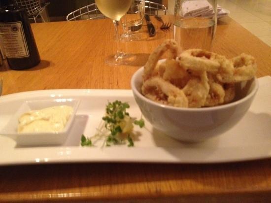 Radisson Blu Hotel London Stansted Airport: italian restaurant