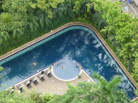 Pantip Suites Sathorn : View from the 23rd floor