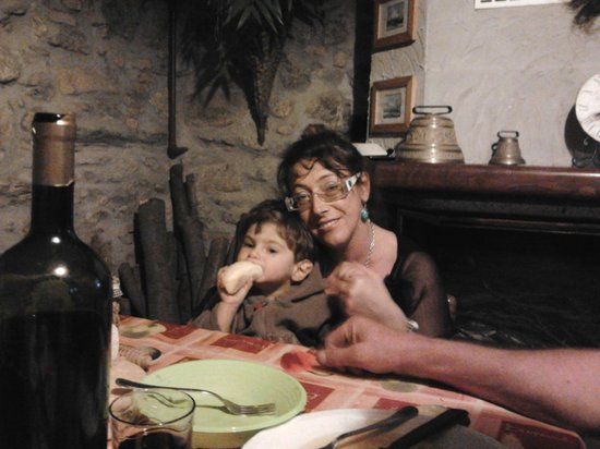 Agriturismo Bavè: Ettore & Paola
