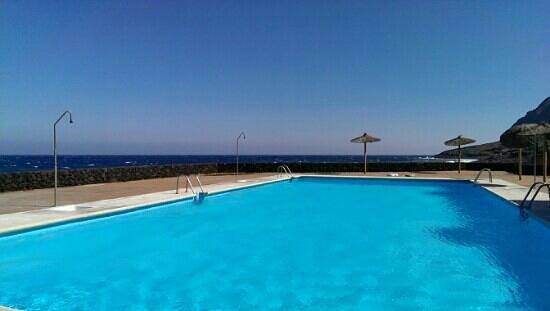Parador Hotel El Hierro: Pool