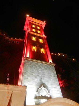 Aussicht - Picture of Tarihi Asansor, Izmir - TripAdvisor