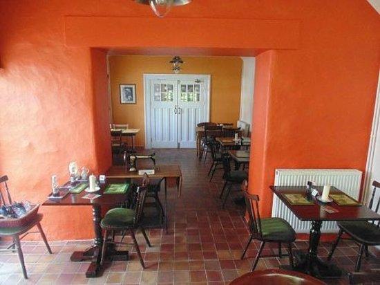 Black Lion Hotel: Dining room