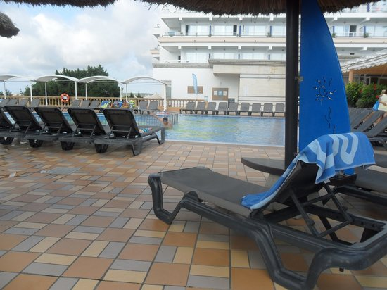 Insotel Hotel Formentera Playa: Piscina