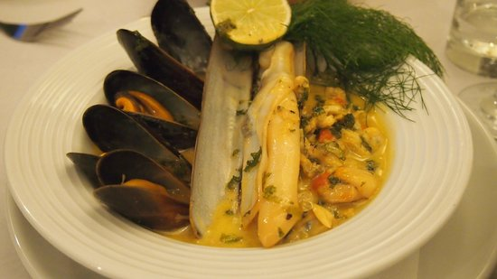 Creeler's of Skye: seafood
