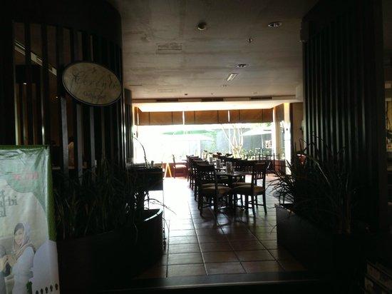 Grand Zuri Dumai: Coffee Shop