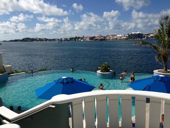 Paget, Islas Bermudas: Hotel pool, Nice!