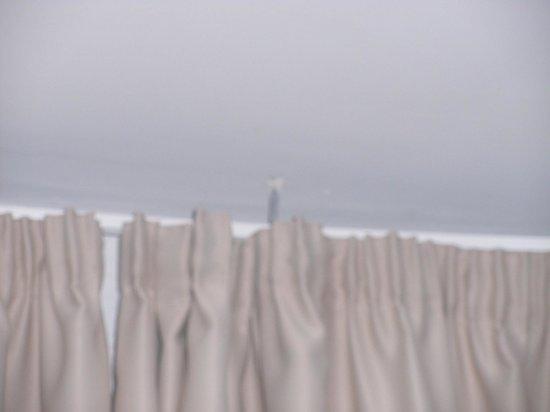 Sun Club Eldorado: vorhang