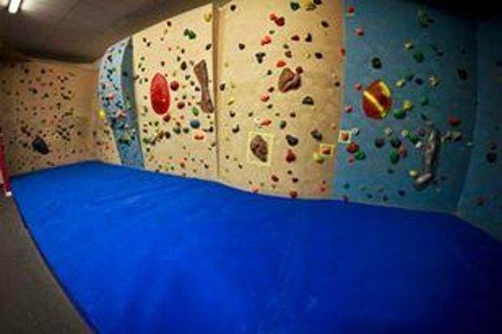 Durham Climbing Centre: Junior Climbing Area