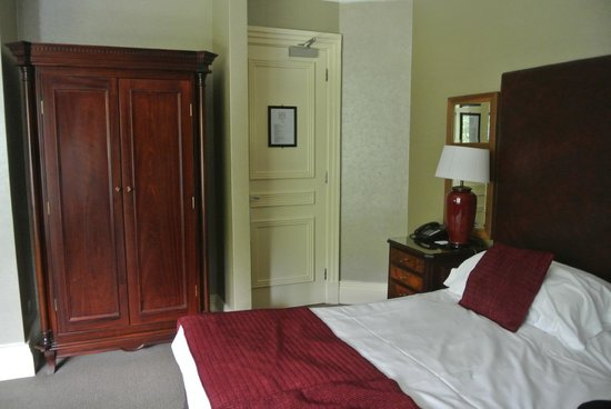 Langton House Hotel: Garden suite interior