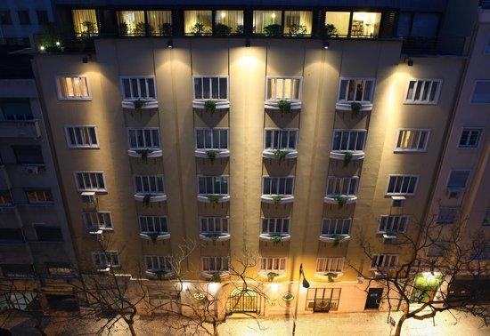 Britania Hotel: Façade