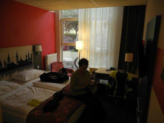 Mercure Hotel Wuerzburg am Mainufer: De kamer