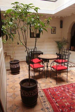 Riad Casa Sophia : Entrada