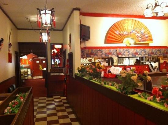 WK Garden Restaurant: nice Chinese style