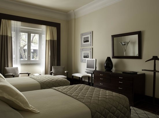 hotel britania en lisboa: