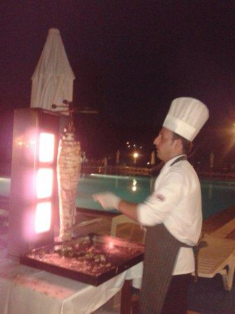 Pigale Family Club: yemek