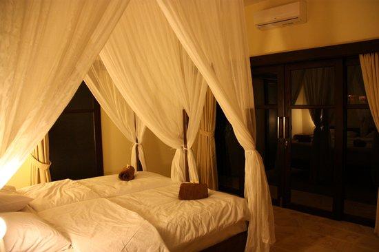 Kundalini Beach Houses : Comfortable sleeping...