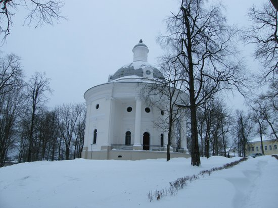 Valday, Russia: музей колоколов