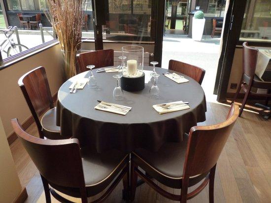 Ritchi Italian Ristorante & Lounge : Comodo