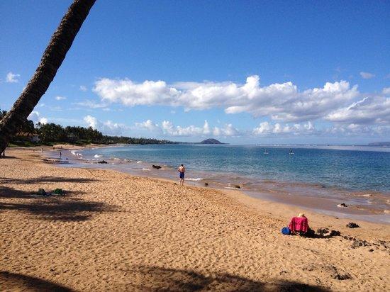 Mana Kai Maui: Beach view