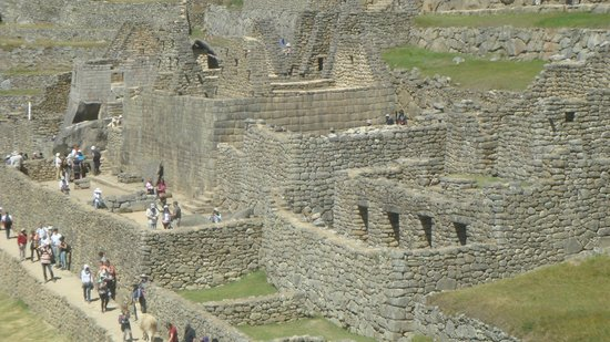 Pachamama Explorers - Private Day Tours : Looking down on Machu Picchu