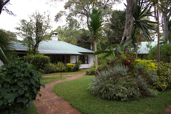 Karen Blixen Coffee Garden & Cottages: Hotel Grounds