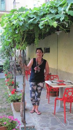 Toscani da Sempre Locanda con cucina: Dining area.