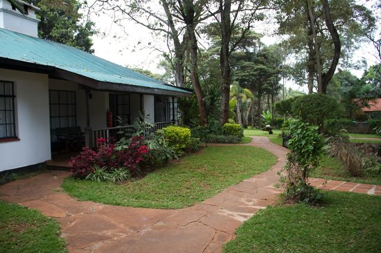 Karen Blixen Coffee Garden & Cottages: Cottage