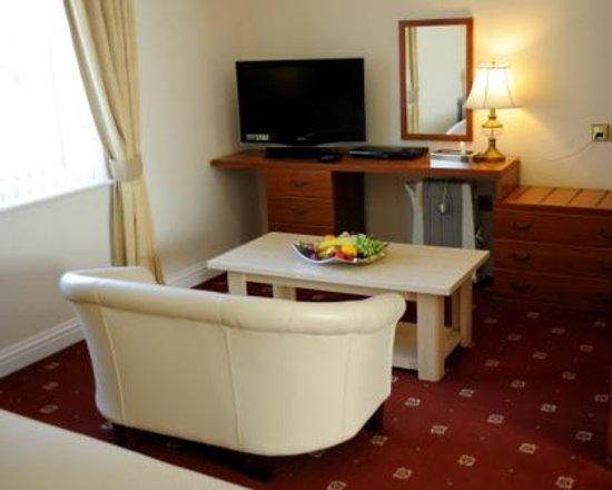 Fox & Goose Inn (Hotel): Family Room