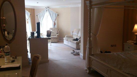 Muckross Park Hotel & Spa: room