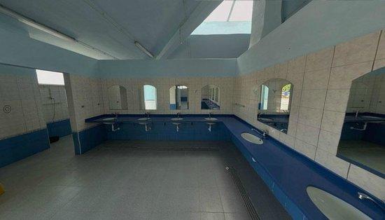 Parque Campismo Ria Formosa: WC