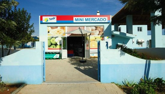 Parque Campismo Ria Formosa: Minimercado