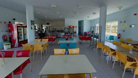 Parque Campismo Ria Formosa: Bar Restaurante