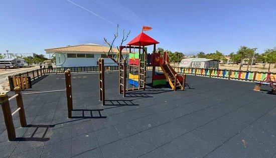Parque Campismo Ria Formosa: Parque infantil