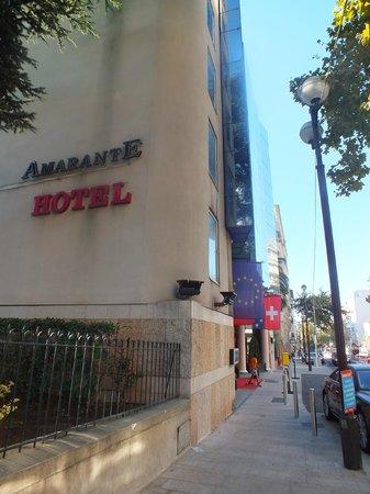 Amarante Cannes Hotel: Отель