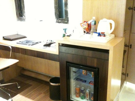 Tulip Inn, Ahmedabad : amenities