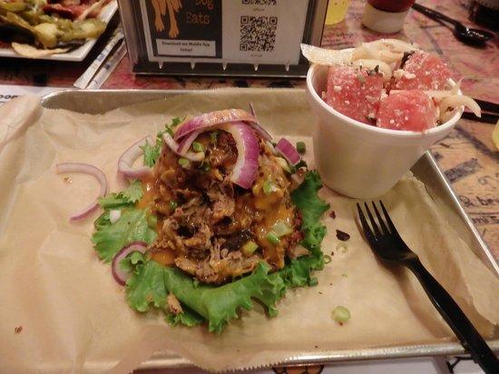 Yellow Dog Eats: Interesting Sides - Melon & Onion!