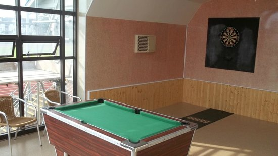 Burlington Palm Hotel: Games Room