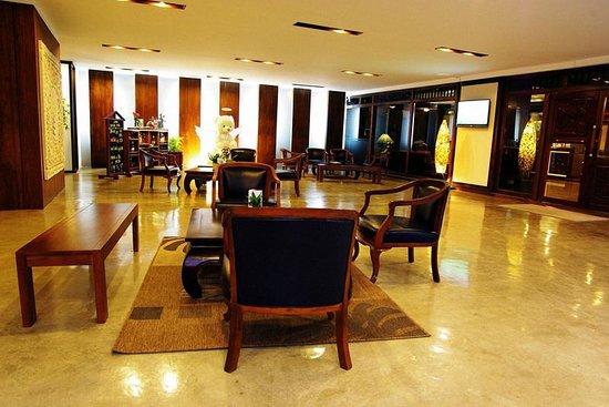 Star Hotel Chiang Mai: Lobby Bar