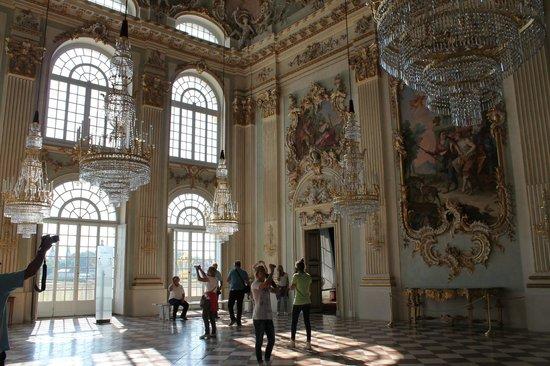 Schloss Nymphenburg: Salone